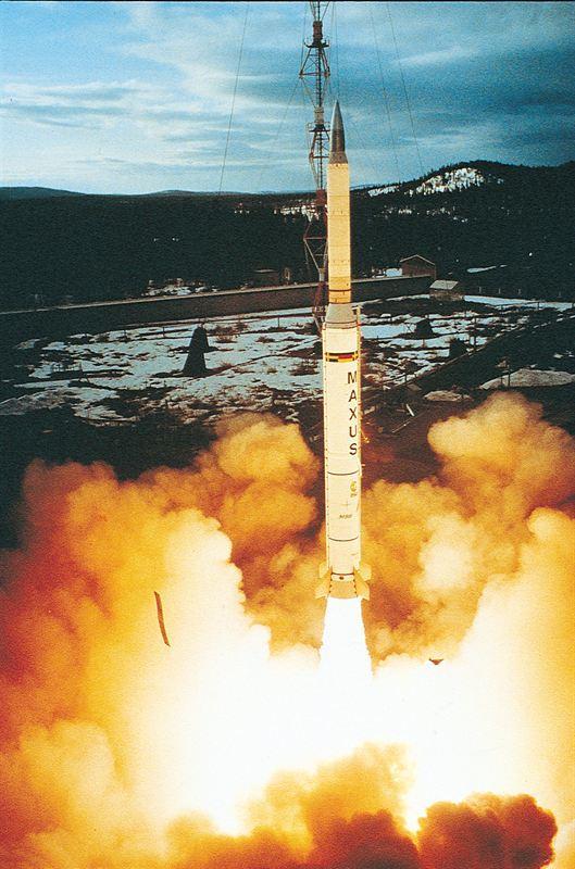 Rymdturism nasta steg for raketbasen esrange
