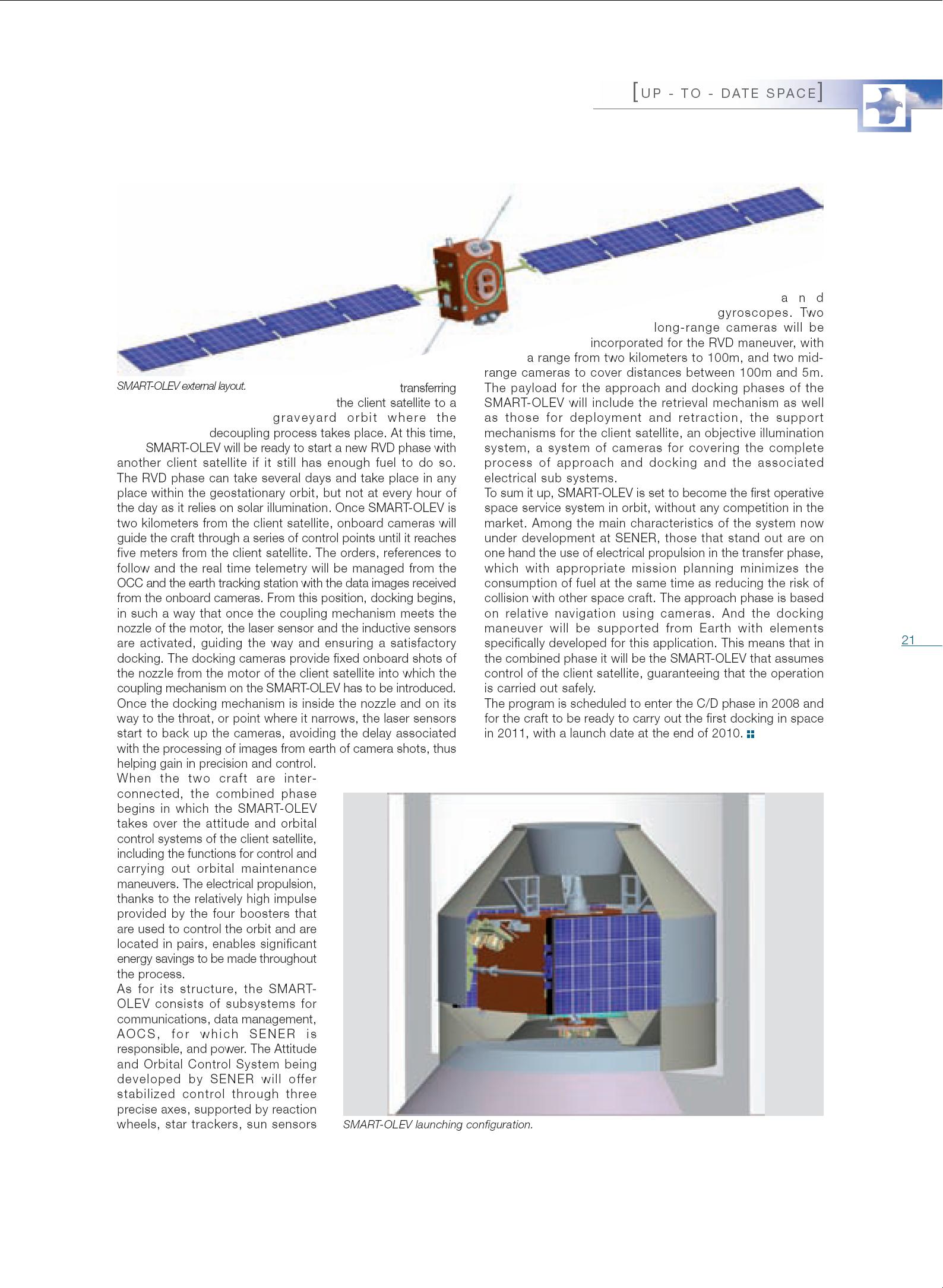 Iridium satellit forsenad